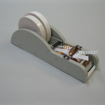 veneer tape dispenser