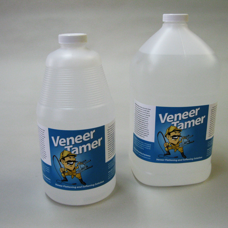 Veneer Tamer Vacuum Pressing Systems