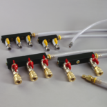 2 and 3 port manifolds